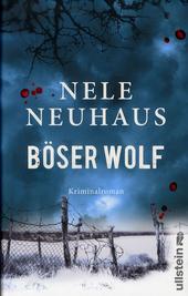 Böser Wolf : Kriminalroman