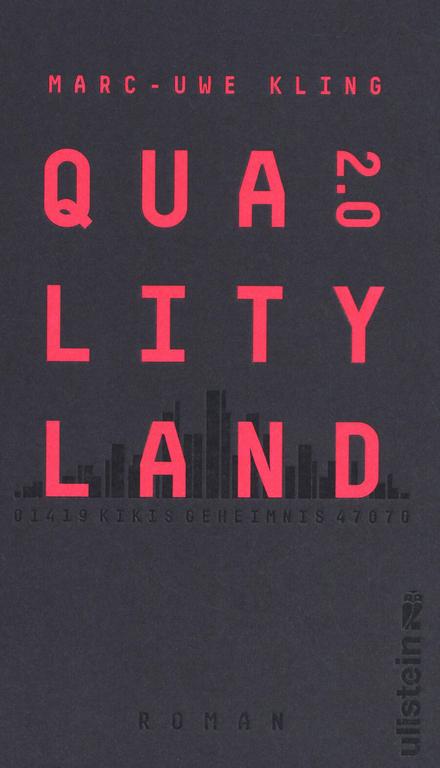 Qualityland 2.0 : Kikis Geheimnis : Roman