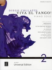 Viva el tango! : piano solo. 2