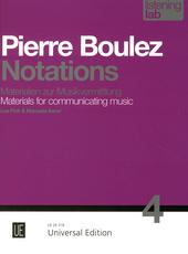 Notations : materialien zur Musikvermittlung