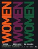 Women : Pablo Picasso, Max Beckmann, Willem De Kooning