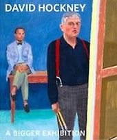 David Hockney : a bigger exhibition