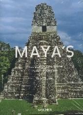 Maya's : paleizen en piramiden in het oerwoud