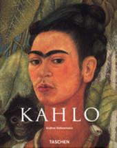 Frida Kahlo 1907-1954 : leed en hartstocht