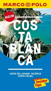 Costa Blanca : Costa del Azahar, València, Costa Cálida