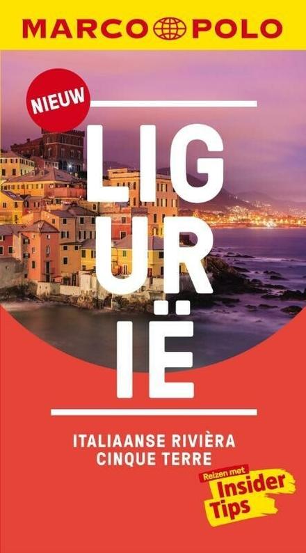 Ligurië : Italiaanse Rivièra, Cinque Terre
