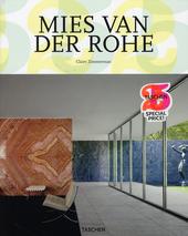 Mies van der Rohe 1886-1969 : de structuur van de ruimte