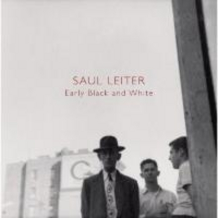 Saul Leiter : early black and white