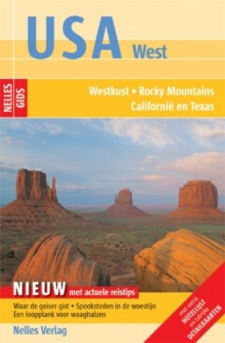 USA : Westkust, Rocky Mountains, Californië en Texas