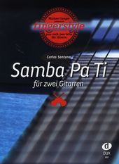 Samba pa ti : für zwei Gitarren