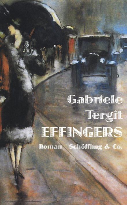 Effingers : Roman