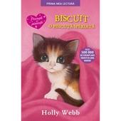 Biscuit, o pisicuţǎ speriatǎ
