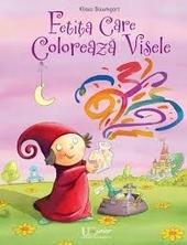 Fetiţa care colorează visele