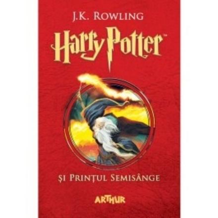 Harry Potter şi prinţul semisânge