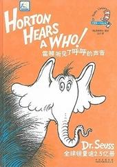 Horton hears a Who! [Engels-Chinese versie]