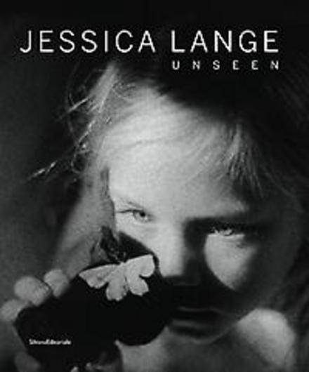 Jessica Lange unseen