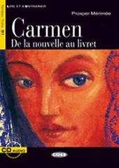 Carmen : de la nouvelle au livret