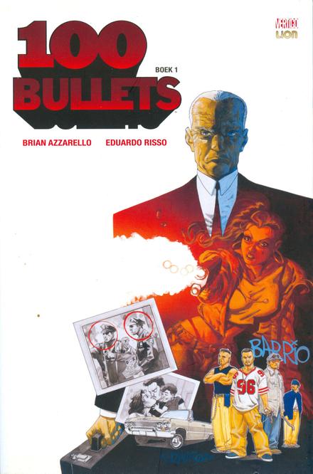100 bullets. Boek 1 - Hoe een koffer je leven kan veranderen