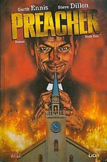 Preacher. Boek 1 - Over God, een vampier en ander uitschot