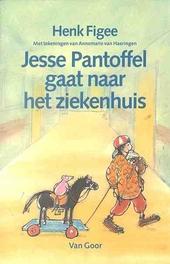 Jesse Pantoffel gaat naar het ziekenhuis