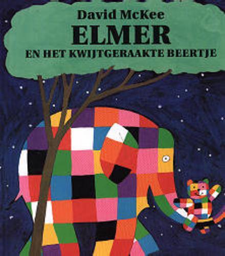 Elmer en het kwijtgeraakte beertje