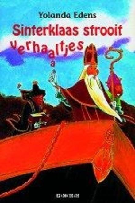 Sinterklaas strooit verhaaltjes
