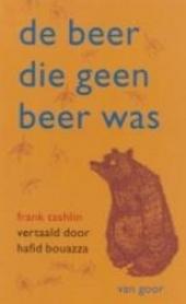 De beer die geen beer was