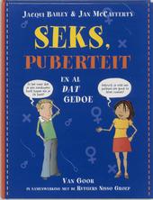 Seks, puberteit en al dat gedoe