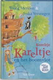 Kereltje Kareltje en het boomvlot