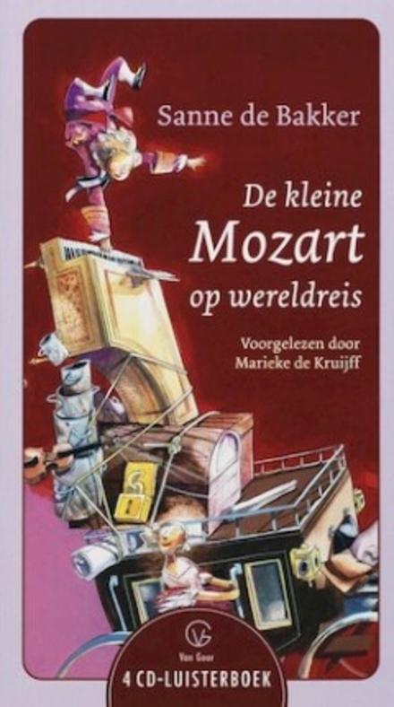 De kleine Mozart op wereldreis
