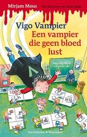 Een vampier die geen bloed lust