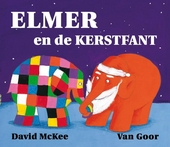 Elmer en de Kerstfant
