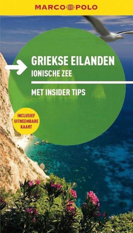Griekse eilanden, Ionische zee
