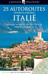 Noord- en midden-Italië : 25 autoroutes