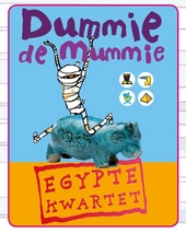 Dummie de mummie : Egypte kwartet