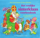 Het vrolijke sinterklaas voorleesboek