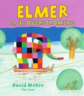 Elmer en de overstroming