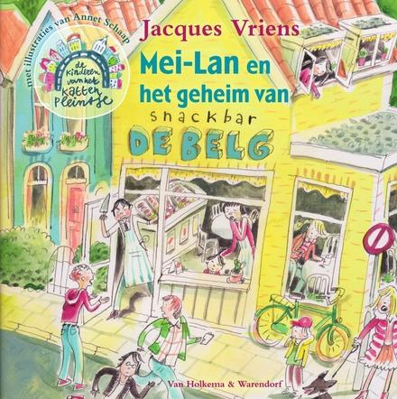 Mei-Lan en het geheim van snackbar De Belg