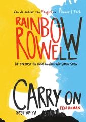Carry on : de opkomst en ondergang van Simon Snow