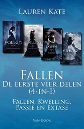 Fallen. De eerste vier delen (4-in-1), Fallen, Kwelling, Passie en Extase