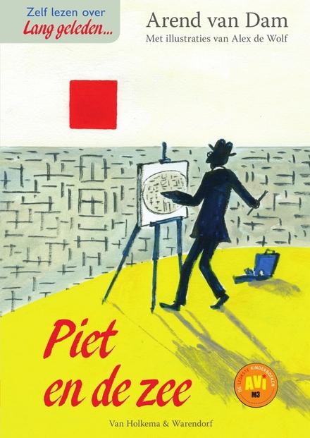 Piet en de zee