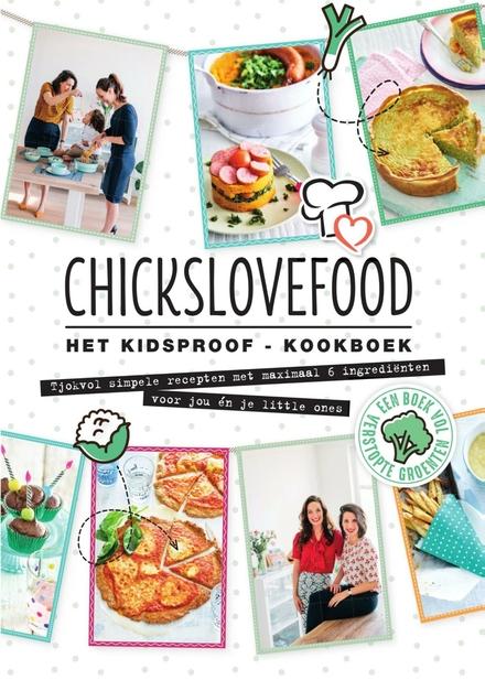 Het kidsproof-kookboek
