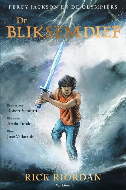 De bliksemdief : graphic novel