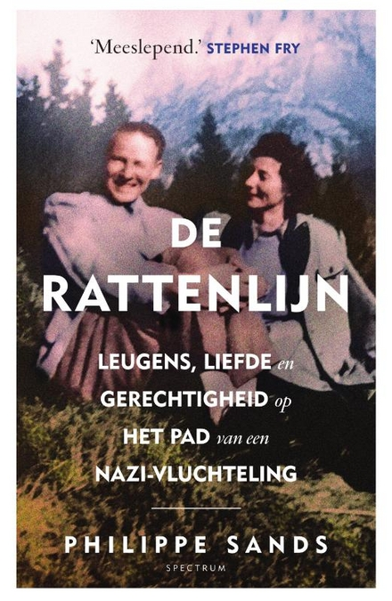 De rattenlijn : leugens, liefde en gerechtigheid op het pad van een nazi-vluchteling