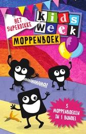 Het superdikke kidsweek moppenboek : de leukste moppen en raadsels uit Kidsweek!