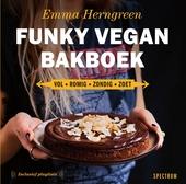 Funky vegan bakboek : vol, romig, zondig, zoet