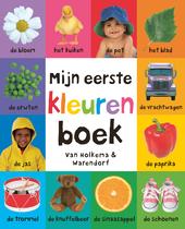 Mijn eerste kleurenboek