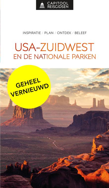 USA-Zuidwest en de nationale parken