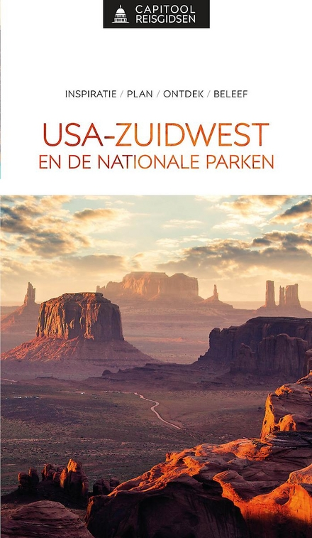 USA-Zuidwest en de nationale parken