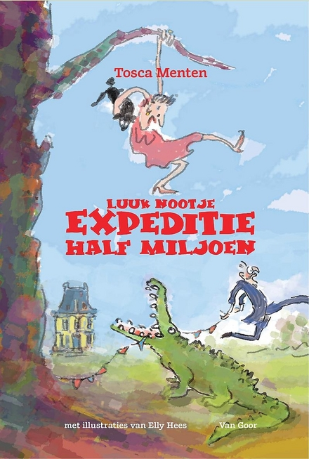 Expeditie Half Miljoen
